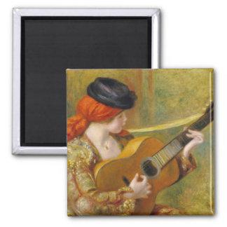 Aimant Pierre une jeune femme espagnole de Renoir | avec