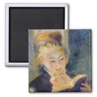 Aimant Pierre une lecture de fille de Renoir |