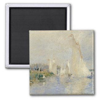Aimant Pierre une régate de Renoir | à Argenteuil
