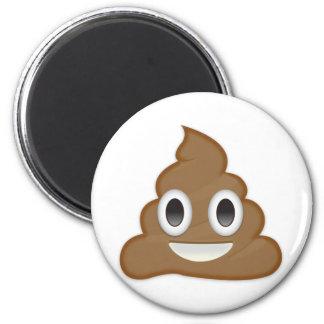 Aimant Pile de Poo Emoji