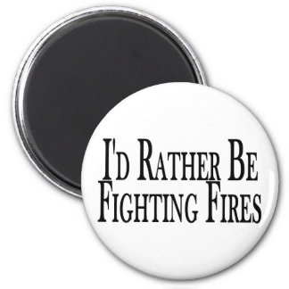 Aimant Plutôt combatte les feux