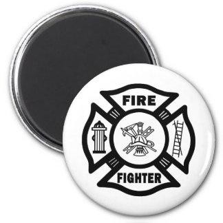Aimant Pompier maltais