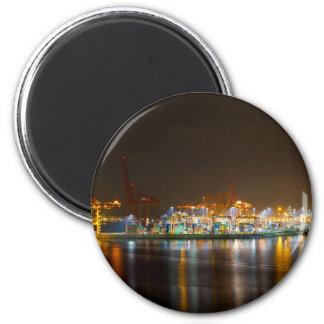 Aimant Port de Vancouver AVANT JÉSUS CHRIST la nuit