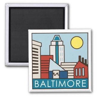 Aimant Port intérieur de Baltimore