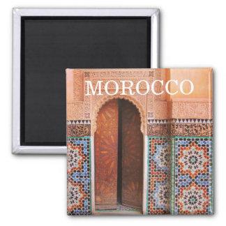 Aimant porte Maroc de fes