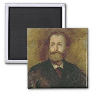 Aimant Portrait de Manet | d'Antonin Proust c.1877-80