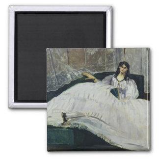 Aimant Portrait de Manet | de Jeanne Duval, 1862
