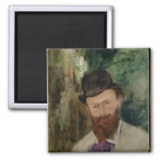 Aimant Portrait de Manet   d'Edouard Manet c.1880