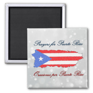 Aimant Prières pour Porto Rico