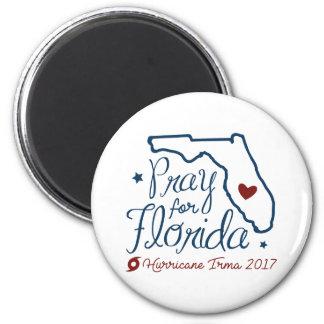 Aimant Priez pour la Floride