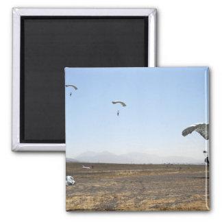 Aimant Pullovers de parachute de chute libre