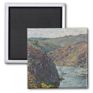Aimant Ravins de Claude Monet   de la Creuse