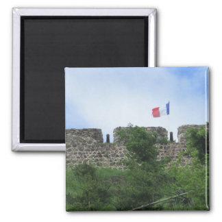"""Aimant Remparts """"St Maarten """" de Louis de fort"""