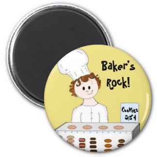Aimant Roche de boulangers