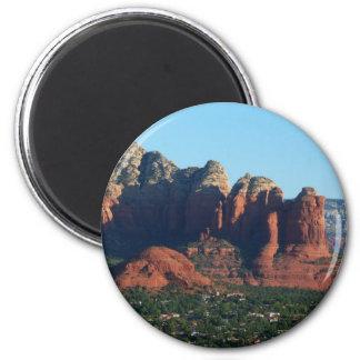 Aimant Roche I de pot de café dans Sedona Arizona