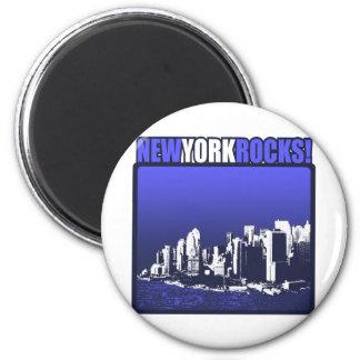 Aimant Roches de New York !