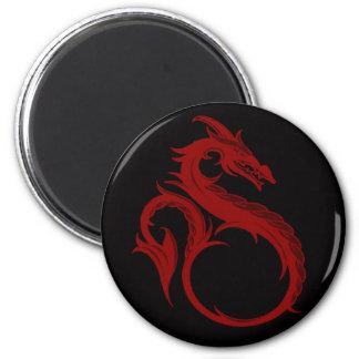 Aimant rouge d'Apalala de dragon
