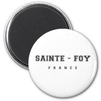 Aimant Sainte Foy France