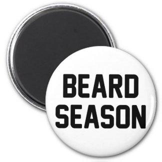Aimant Saison de barbe