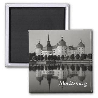 Aimant Schloss Moritzburg Saxe