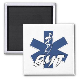 Aimant Service actif d'EMT
