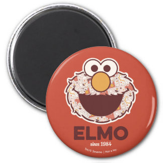 Aimant Sesame Street | Elmo depuis 1984