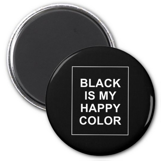 AIMANT SKAM - BLACK IS MY HAPPY COLOR