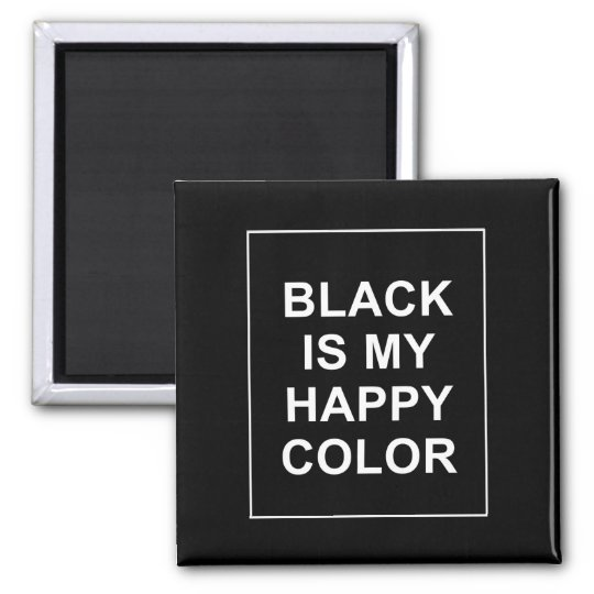 AIMANT SKAM - BLACK IS MY HAPPY COLOR