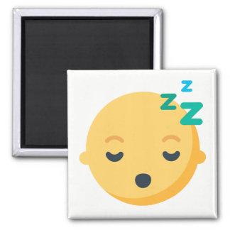 Aimant Sommeil Emoji de bébé
