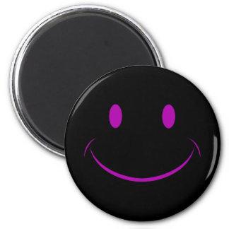 Aimant souriant noir de visage