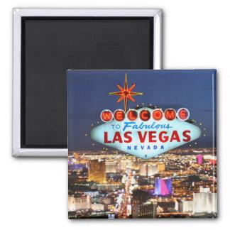 Aimant Souvenir de Las Vegas