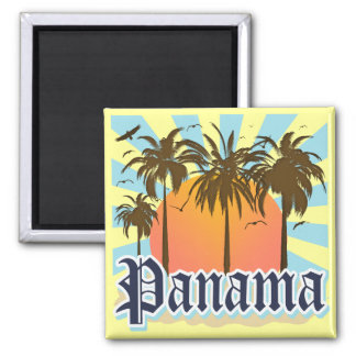 Aimant Souvenir de Panamá City