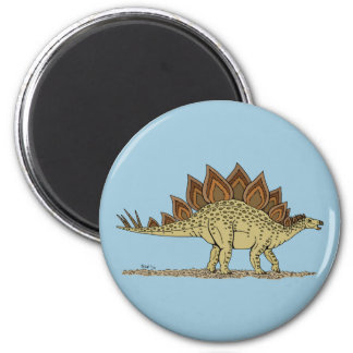 Aimant Stegosaurus