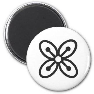 Aimant Symbole de BESE SAKA | de richesse, puissance,