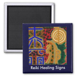 Aimant Symboles curatifs principaux de REIKI