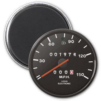 Aimant Tachymètre du classique 911 (vieille voiture à