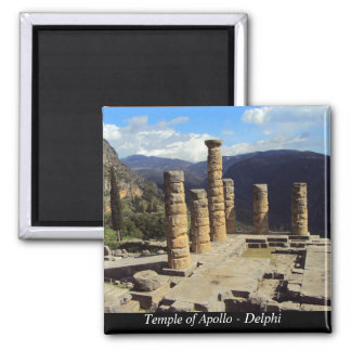 Aimant Temple d'Apollo - Delphes