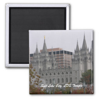 Aimant Temple de Salt Lake City LDS
