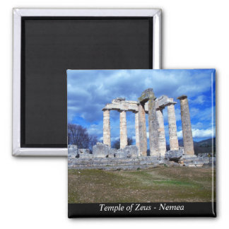 Aimant Temple de Zeus - Nemea