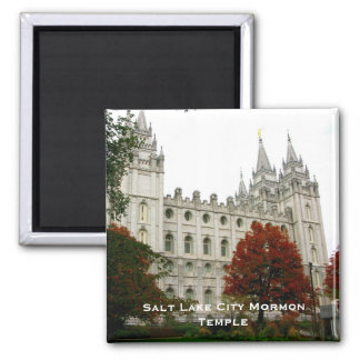 Aimant Temple mormon de Salt Lake City