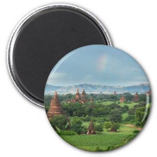 Aimant Temples dans Bagan, Myanmar