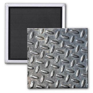 Aimant Texture fraîche en métal