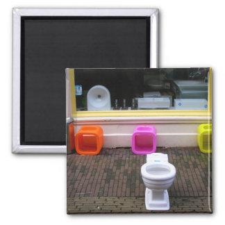 Aimant Toilette néerlandaise de photographie à vendre