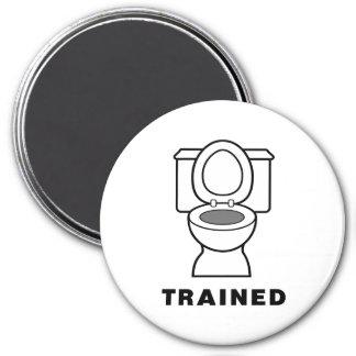 Aimant Toilette qualifiée