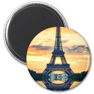 Aimant Tour Eiffel Paris même le voyage européen