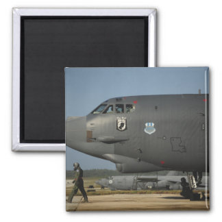 Aimant Un équipage aérien de l'Armée de l'Air d'USA