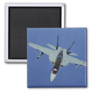 Aimant Un frelon superbe de la marine F/A-18F des USA en