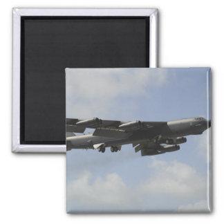 Aimant Une Armée de l'Air d'USA B-52 Stratofortress en