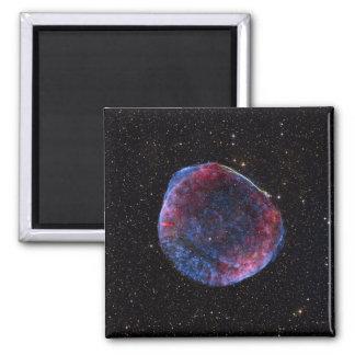 Aimant Une image composée du remn 1006 de supernova de SN