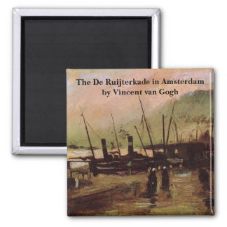 Aimant Van Gogh De Ruijterkade à Amsterdam